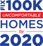 Fix 100k Homes by 2020